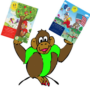 monkey - books