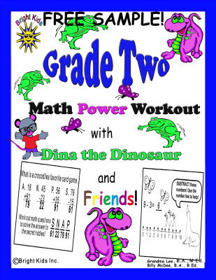 1 BK Grade 2 Math free sample