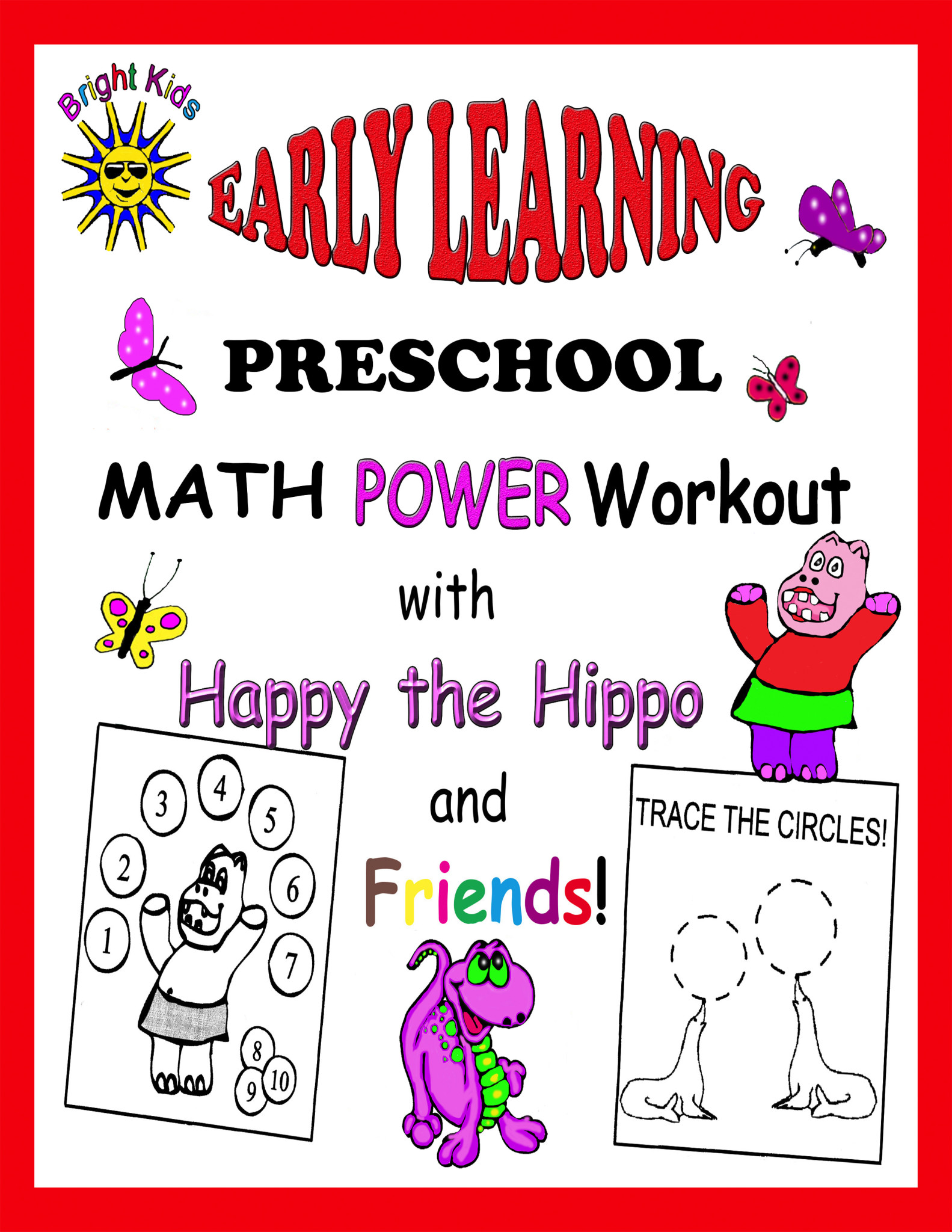 Preschool MATH Power Workout!