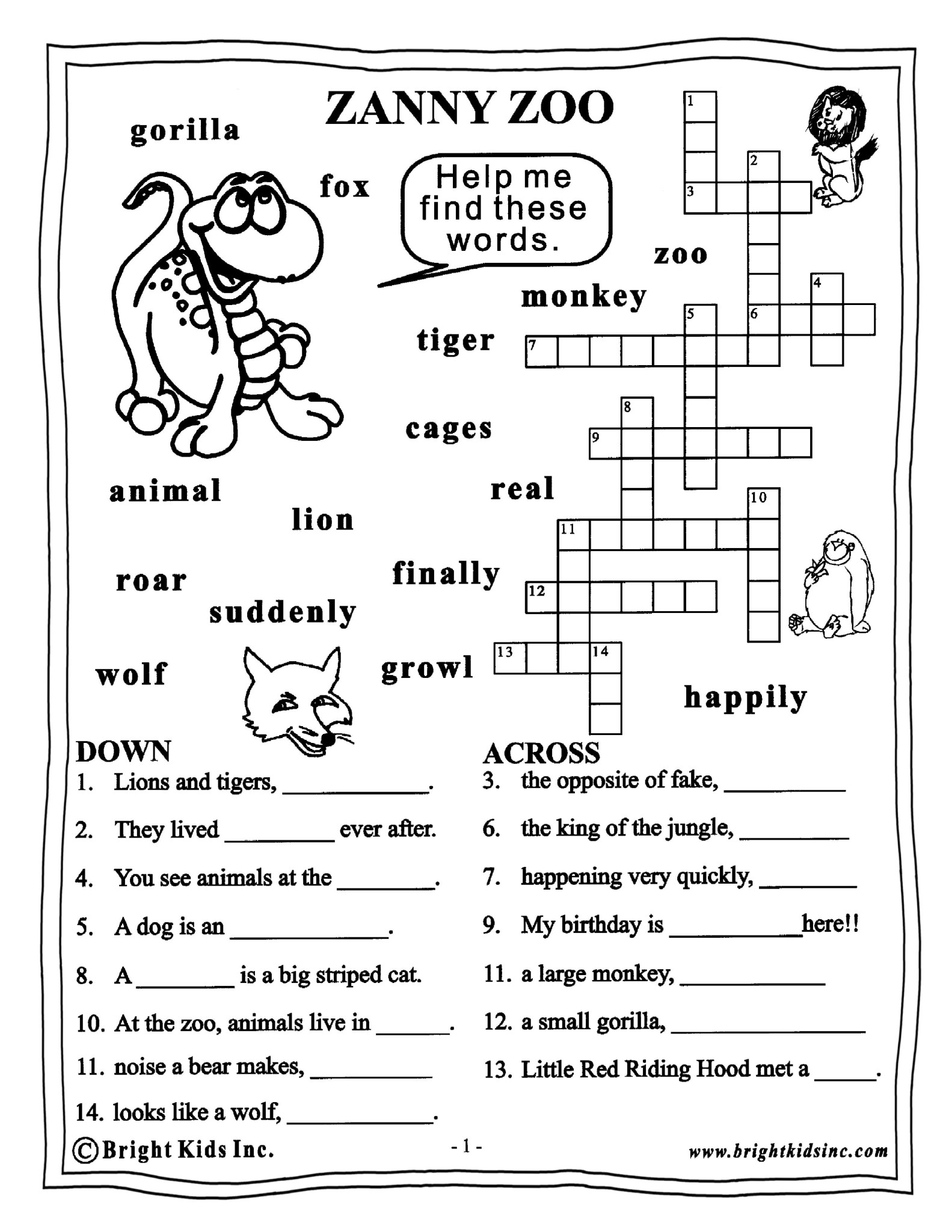 English Worksheets For Grade 3 - Thedesigngrid