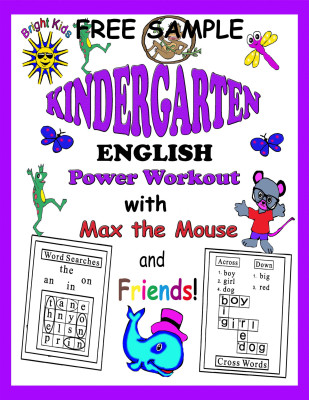 Kindergarten free sample