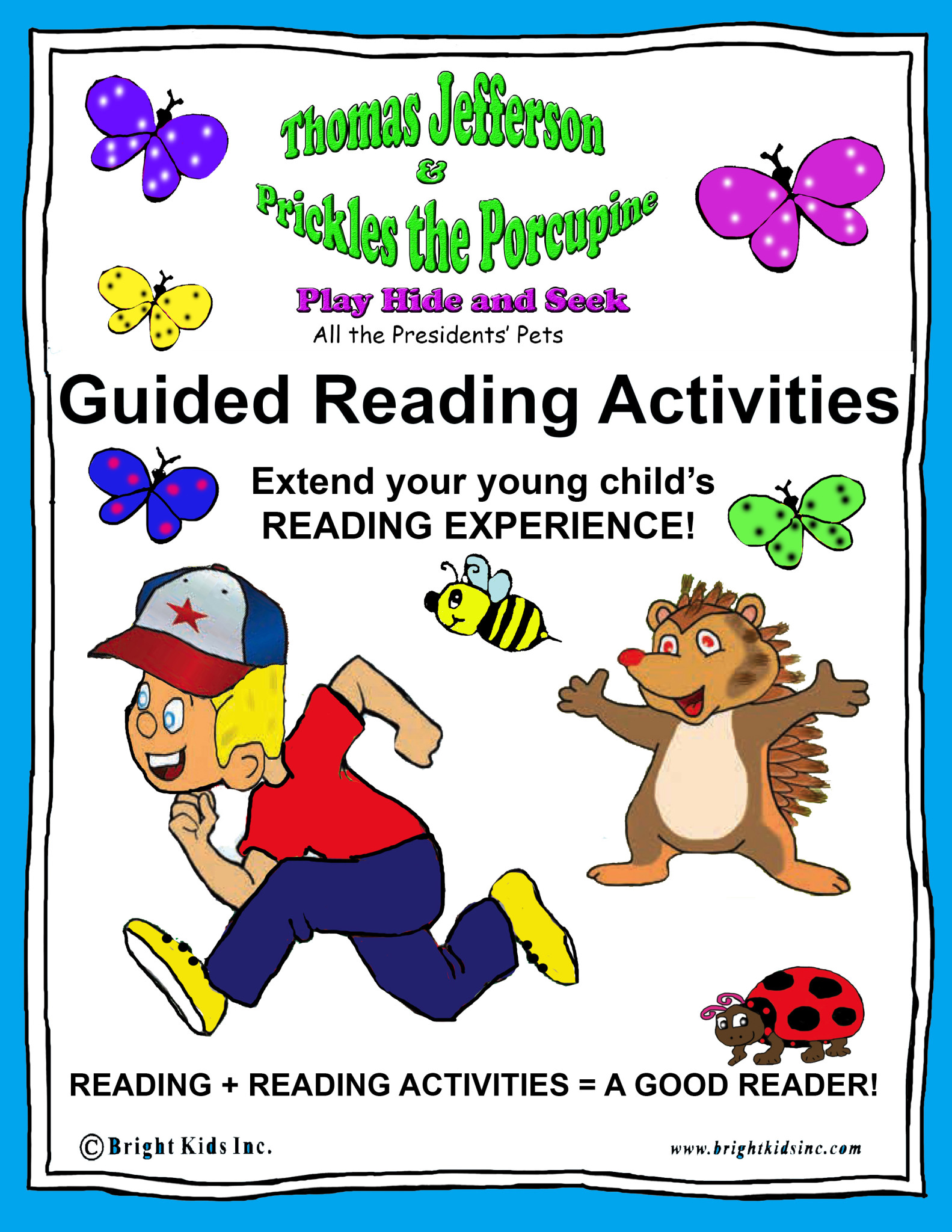 worksheet Thomas Jefferson Worksheet guided reading activities thomas jefferson prickles the 1 a3 cover j guide r